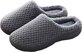 أوفوس، شباشب داخلية وخارجية للنساء والرجال مصنوعة من إسفنج الذاكرة أحذية المنزل غير قابلة للانزلاق