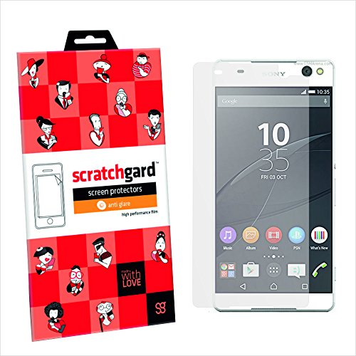 Scratchgard Matte Anti-Glare Protector Screen Guard for Sony Xperia C5 Ultra Dual E5563