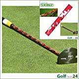 Golf Shaft Skinz Red Camo Customize Your Shaft Unique 4 ct