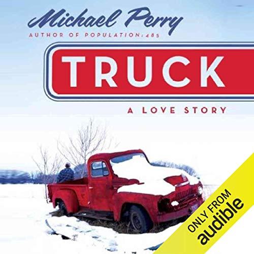 Truck audiobook cover art