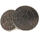 Cata Filtro Decorativa Carbon 02859398, Negro