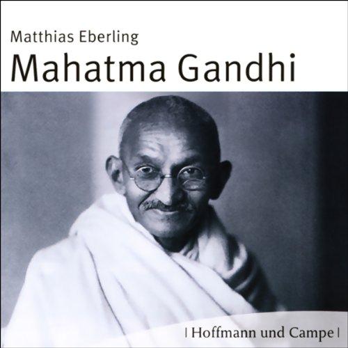 Mahatma Gandhi Titelbild