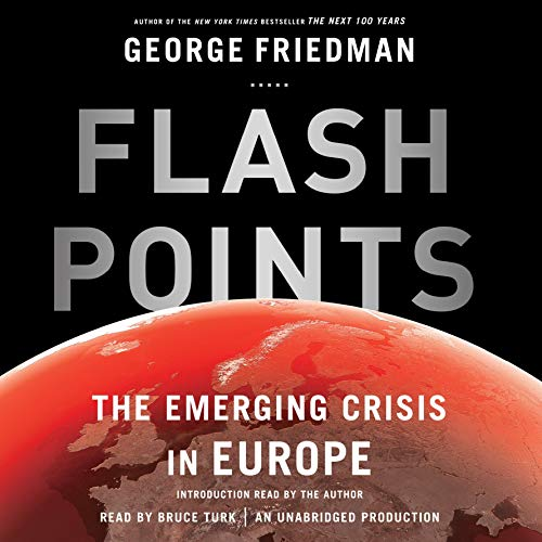 Flashpoints audiobook cover art