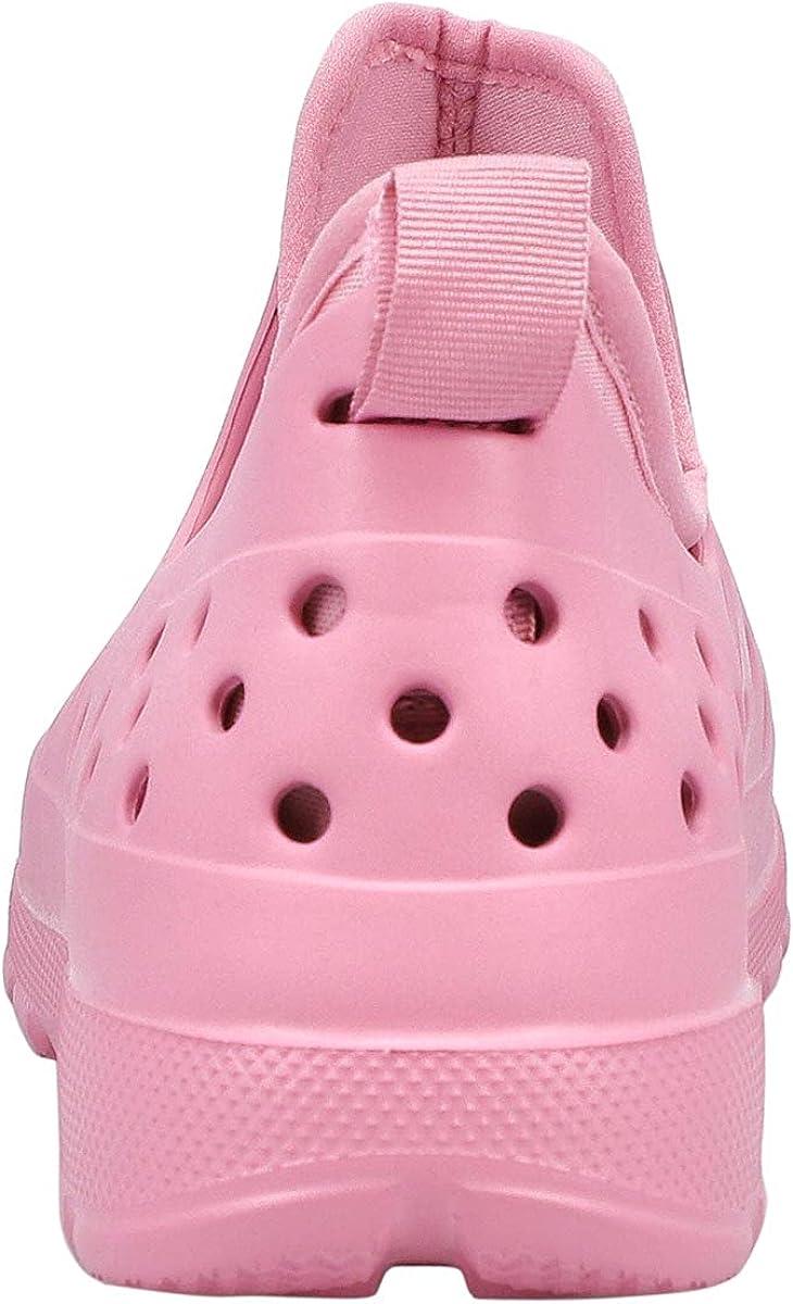 HUNTER Boot Women's Original Lightweight Outdoor Water Shoe Foxglove 7 Medium US Pink