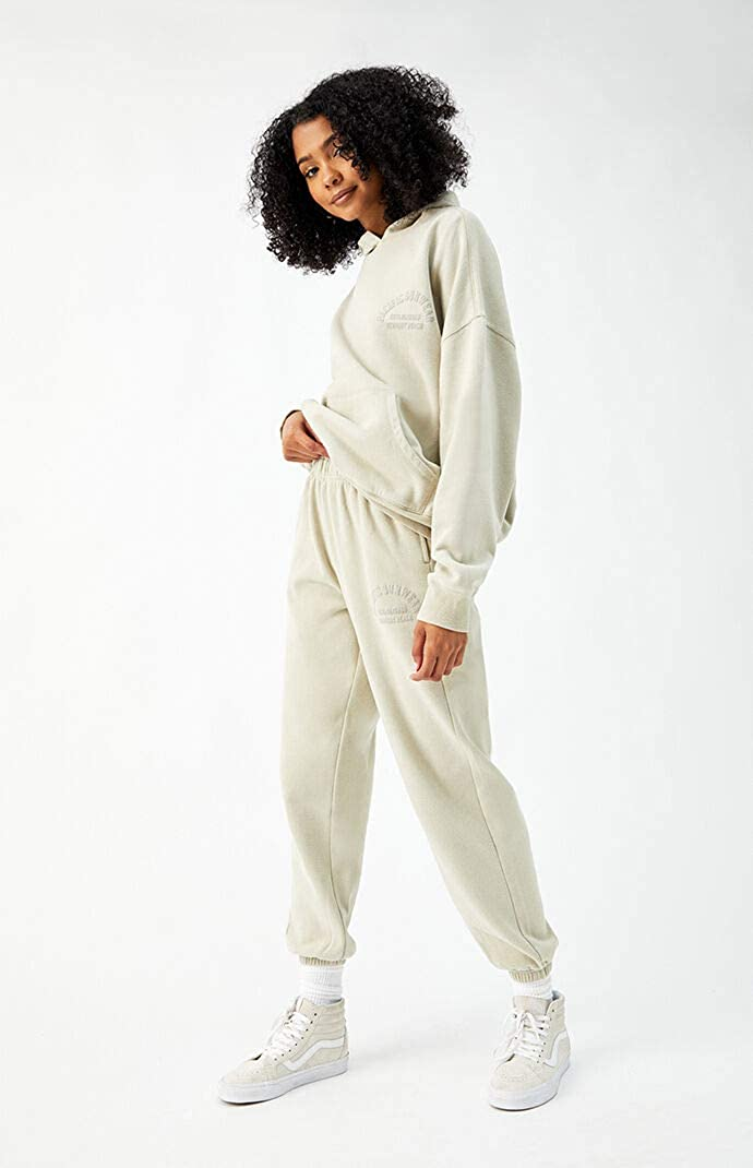 PacSun Womens Pacific Sunwear Sweatpants Lounge in These Relaxed and Comfy Sweatpants