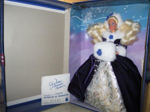 Mattel Barbie Collector # 10655 Winter Princess