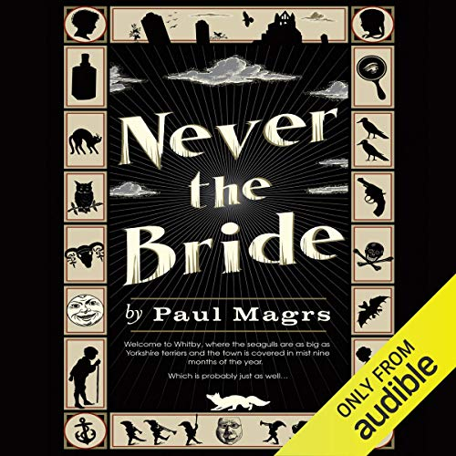 Never the Bride Titelbild