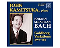 Kamitsuka Plays Bach Goldberg Variations