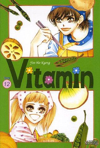 Vitamin, Tome 12 :