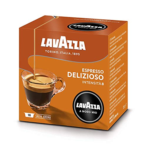Lavazza Modo Mio Dekorations Kapseln Kaffee Pads Kaffee Original 360