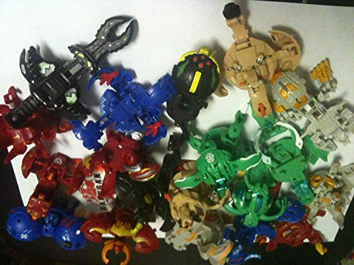 Bakugan (Season 2 Lot of 6 (Random Selected) [Toy]