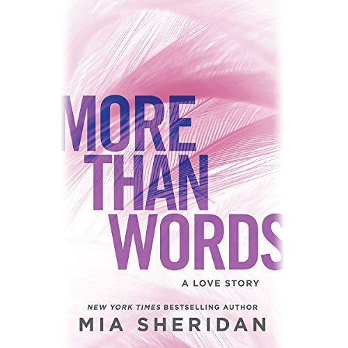 Page de couverture de More Than Words