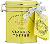 Cartwright & Butler Toffees with Sea Salt in tin