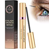 Comtervi 8ml Wimpernserum Augenbrauenserum Wimpern Booster Lash Serum Eyelash Growth Serum mit...