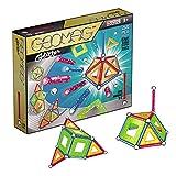 Geomag Classic 532 Glitter, Constructions Magnétiques et Jeux Educatifs, 44 Pièces