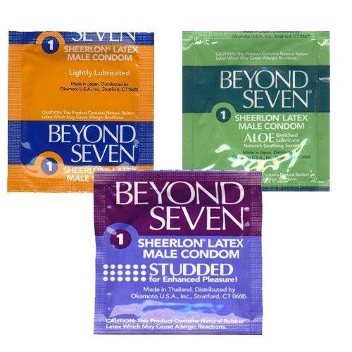 Okamoto Condom Sampler Pack, 120-Count