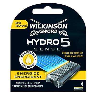 Wilkinson Sword Hydro Sense Energize Men's Razor Blades by Edgewell Personal Care