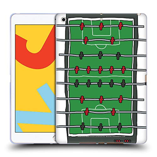 Official Friends TV Show Foosball Table Iconic 2 Soft Gel Case Compatible for Apple iPad 10.2 (2019)/(2020)