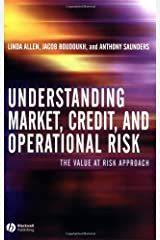 Understanding Market, Credit, and Operational Risk: The Value at Risk Approach Kindle Edition
