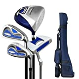 Liuxiaomiao Putter de Golf Juego para Principiantes de Golf para Principiantes de Golf para Hombres para Principiantes y Jugadores Avanzados (Color : One Color, Size : S6)