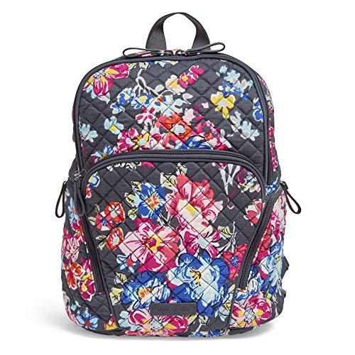 Vera Bradley Signature Cotton Hadley Backpack, Pretty Posies