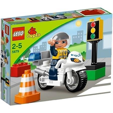 レゴ デュプロ ポリスバイク 5679