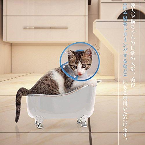 PETBABA(ペットババ)『犬猫用エリザベスカラーソフト』