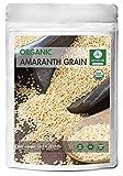 Organic Amaranth Grains (2lb) by Naturevibe...