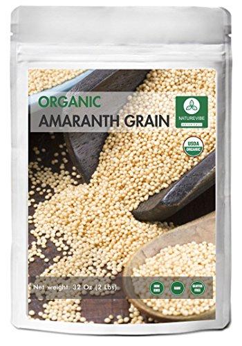Organic Amaranth Grains