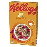 Kellogg's All-Bran Fibre Plus Cereales - 700 g