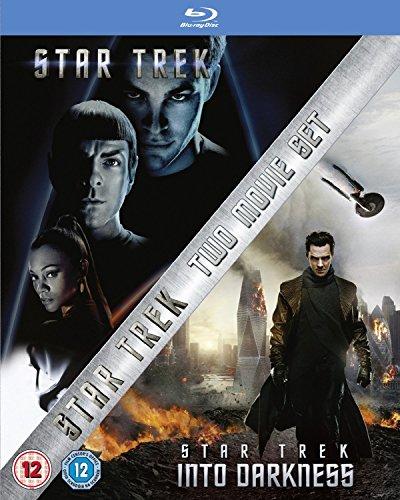 Star Trek/Star Trek - Into Darkness [Edizione: Regno Unito] [Blu-ray] [Import anglais]