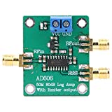 Modulo AD606 regolabile Scheda amplificatore registro demodulazione 80dB Da -75 dBm a +5 dBm Uscita limitatore logaritmico rilevatore ausiliario