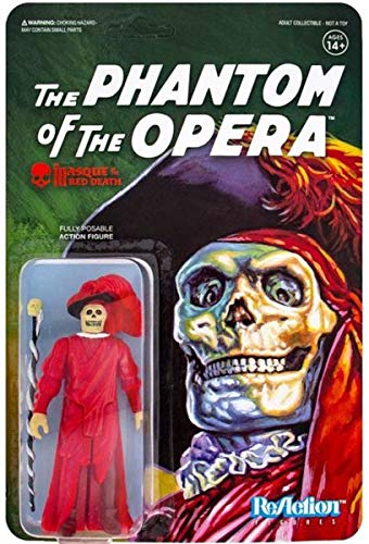 The Masque of the Red Death (Reaction Figure)