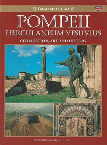 Pompeii, Herculaneum, Vesuvius
