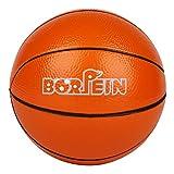 BORPEIN Bola de espuma de esponja de 6 pulgadas para niños, voleibol, baloncesto, fútbol, piel especial, suave y hinchable (baloncesto 3)