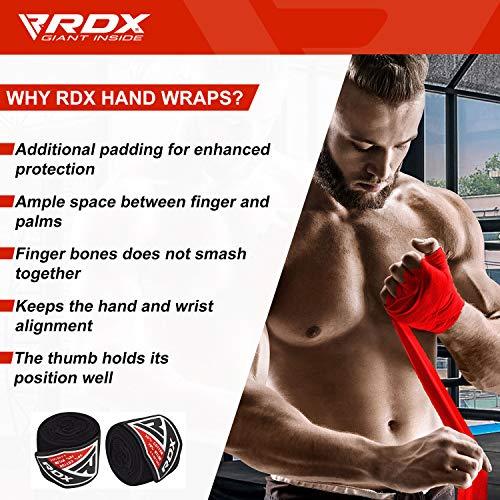 RDX Boxbandagen Wraps MMA Elastisch MMA Abbildung 2