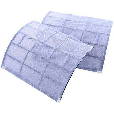 4pc Climatisation Vent Outlet sauf Anti-poussi/ère /État du Filtre /À Air Mesh Tissu De Nettoyage M/énagers Climatiseur Papier