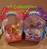 Skylanders Trap Master Enigma and Wildfire Character Combo Set