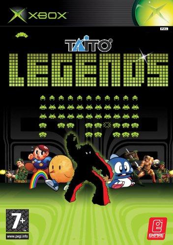Taito Legends (Xbox) UK IMPORT