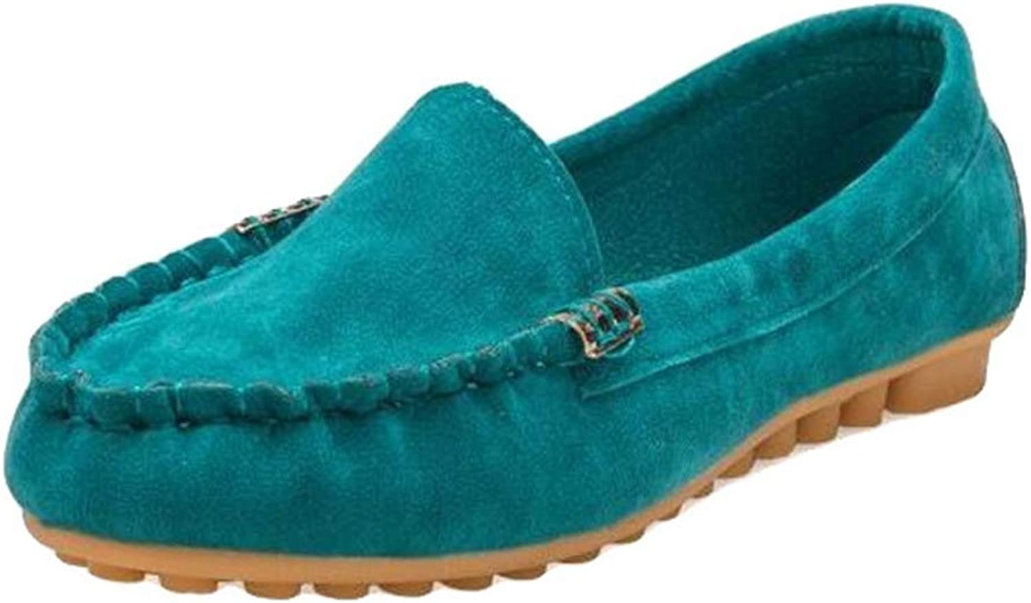 Kyle Walsh Pa Women Flats Woman Loafers Candy color Slip on Flat shoes Ballet Flats Comfortable Ladies shoes