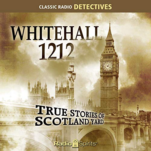 Whitehall 1212 audiobook cover art