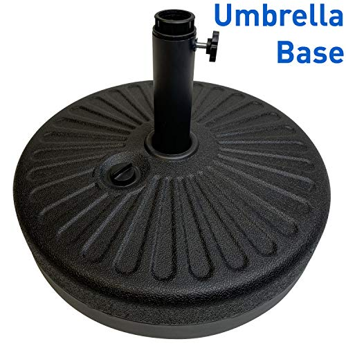 EasyGoProducts EGP-BASE-004 Umbrella Base-Water Filled Stand-Outdoor Patio Market-Heavy Duty