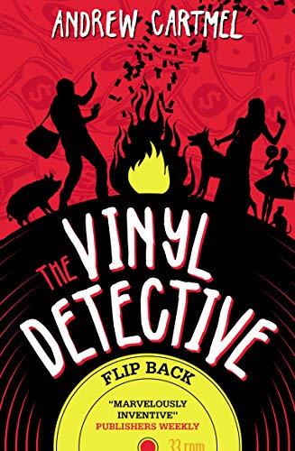 Vinyl Detective: Flip Back (English Edition)