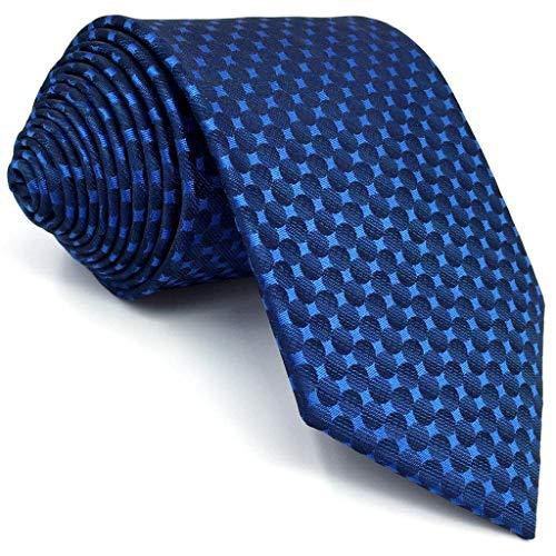 S&W SHLAX&WING Herren Krawatte for Suit Seide 147cm