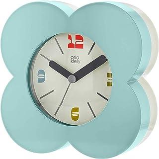 Orla Kiely Spot Flower Alarm Clock Colour: Orla Kiely Sky Blue