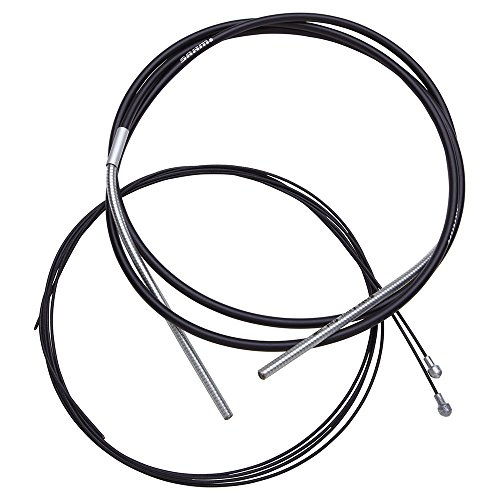 SRAM 100039 Cable-Funda Cambio, 5 mm, Negro, Bremskabel Leitungen Hüll Kit Slickwire,...