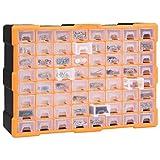Tidyard Multi-Schubladenschrank Ordnungssystem, Kleinteilemagazin...