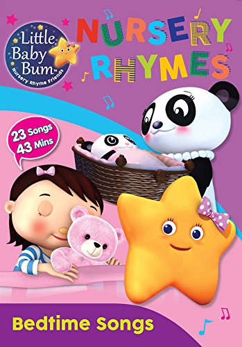 Little Baby Bum Bedtime Songs DVD Limited Edition!