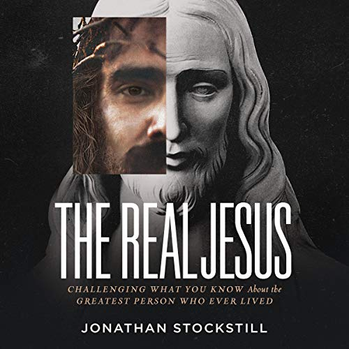 The Real Jesus cover art