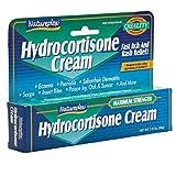 Natureplex Hydrocortisone 1% Cream, 1 oz, 6 Tube Pack